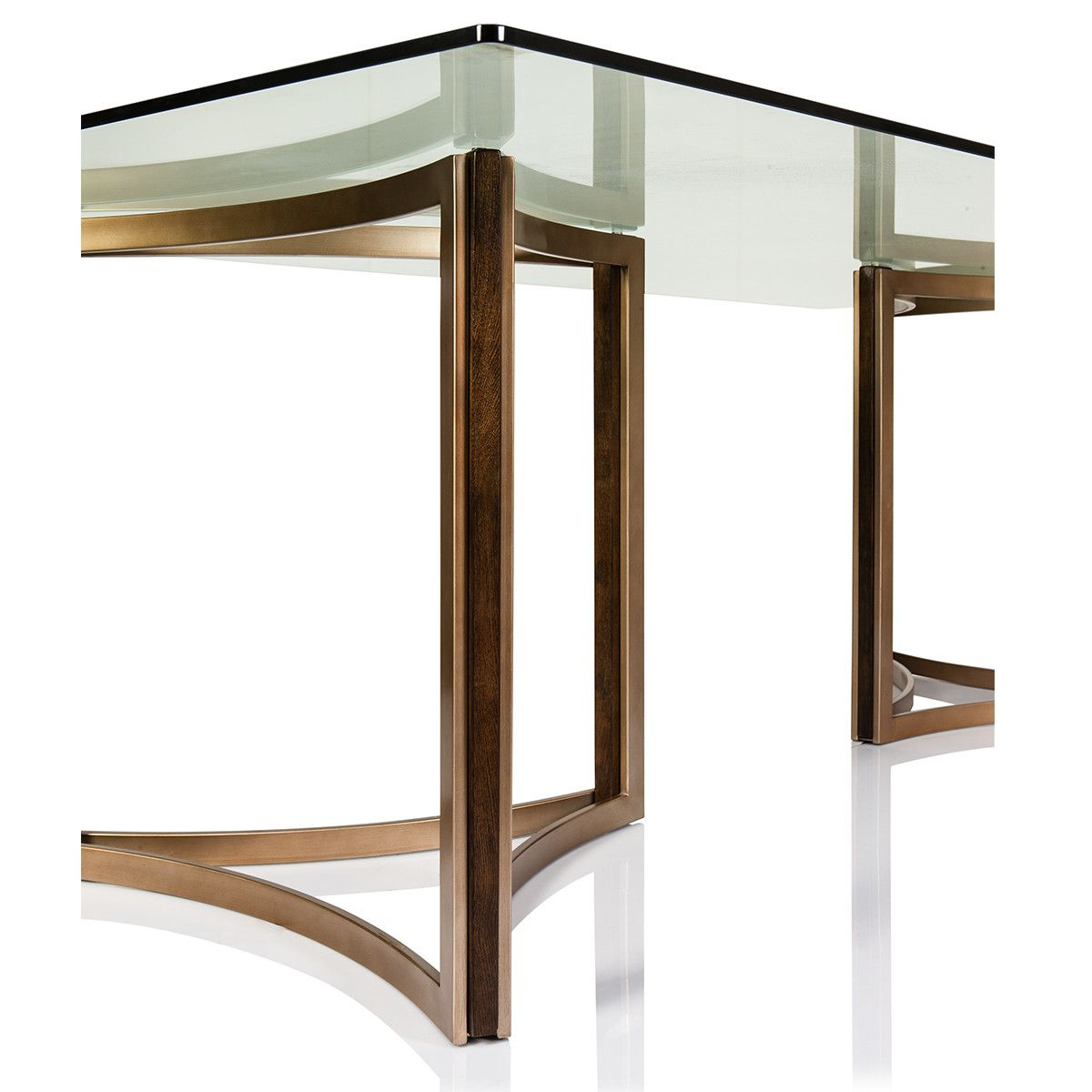 Glass Dining Intended For Fumed Oak Dining Tables (View 23 of 25)