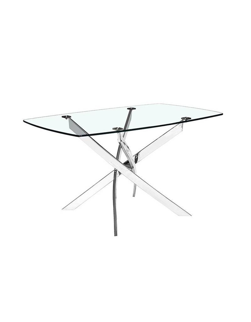 Glass Top Condo Dining Tables For Favorite Victor Dining Table Condo Size (View 25 of 25)