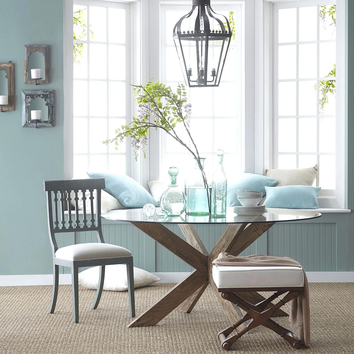 Glass Top Dining Room Tables – Milesapp (View 25 of 25)