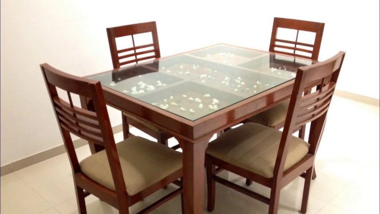Glass Top Dining Table With Wooden Base For Well Known Wood Top Dining Tables (View 16 of 25)