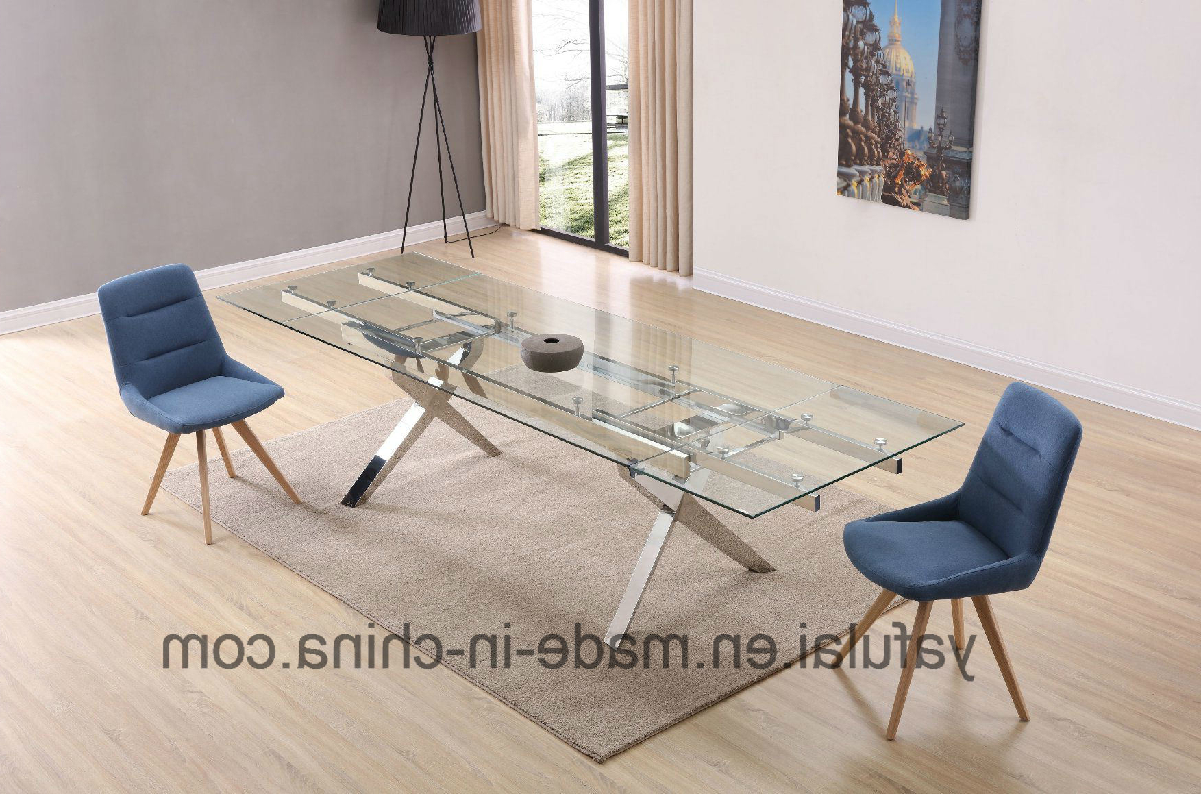 [%[Hot Item] Modern Furniture Stainless Steel Frame Tempered Glass Top Dining Table Regarding Well Liked Modern Glass Top Extension Dining Tables In Stainless|Modern Glass Top Extension Dining Tables In Stainless With Regard To Well Known [Hot Item] Modern Furniture Stainless Steel Frame Tempered Glass Top Dining Table|Well Known Modern Glass Top Extension Dining Tables In Stainless Within [Hot Item] Modern Furniture Stainless Steel Frame Tempered Glass Top Dining Table|Most Current [Hot Item] Modern Furniture Stainless Steel Frame Tempered Glass Top Dining Table Regarding Modern Glass Top Extension Dining Tables In Stainless%] (View 18 of 25)