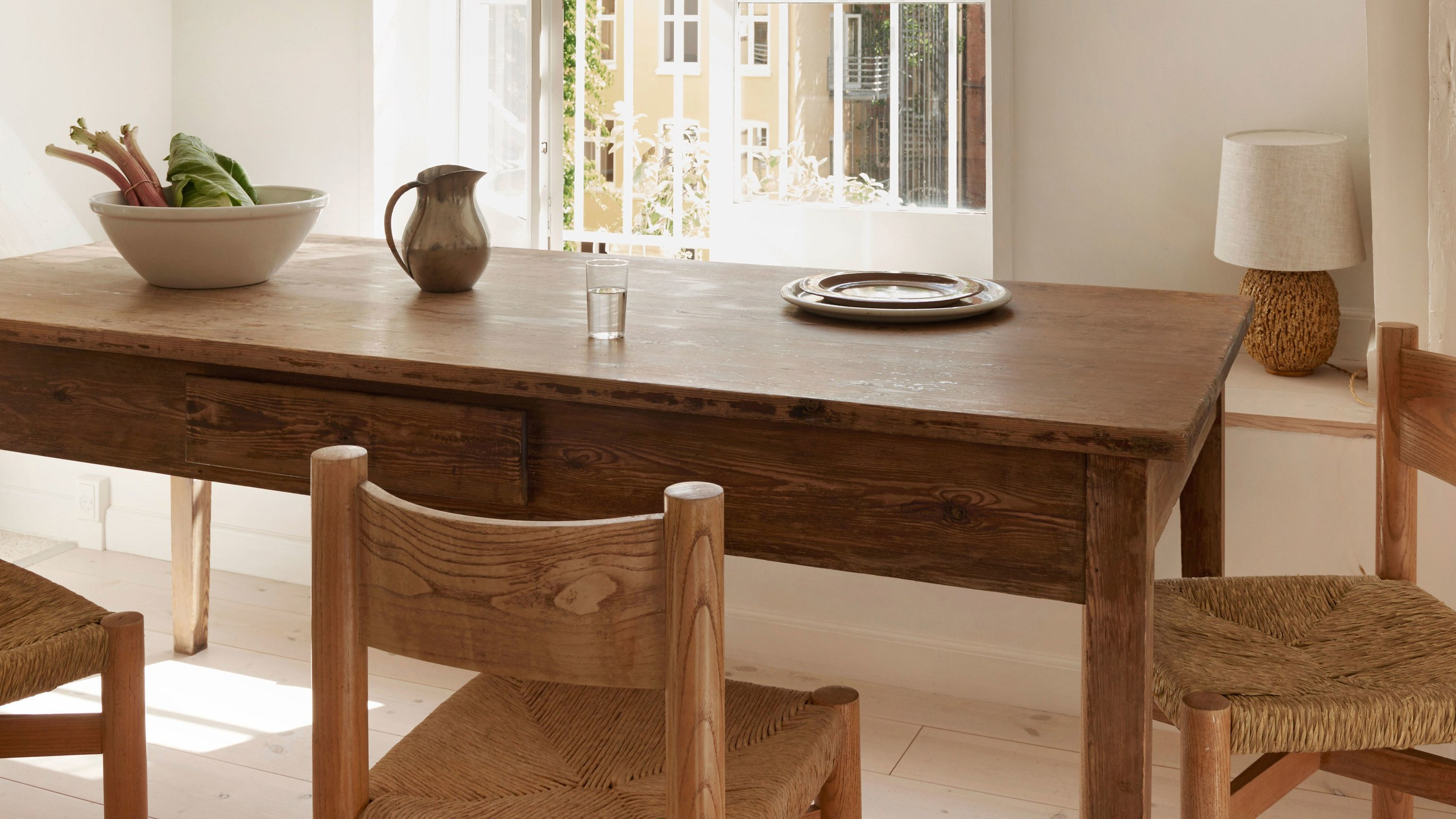 How To Refinish A Table (It's Actually Extremely Easy pertaining to 2019 Dining Tables With Stained Ash Walnut