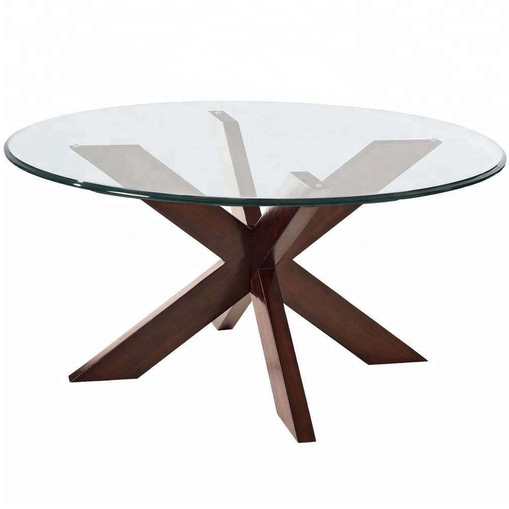 Iron Dining Tables With Mango Wood Regarding Well Known Widely Selling Glass And Mango Wood X Cross Base Dining Table Exporter –  Buy Wood Rustic Dining Table,dining Table,wood Dining Table Product On (View 24 of 25)