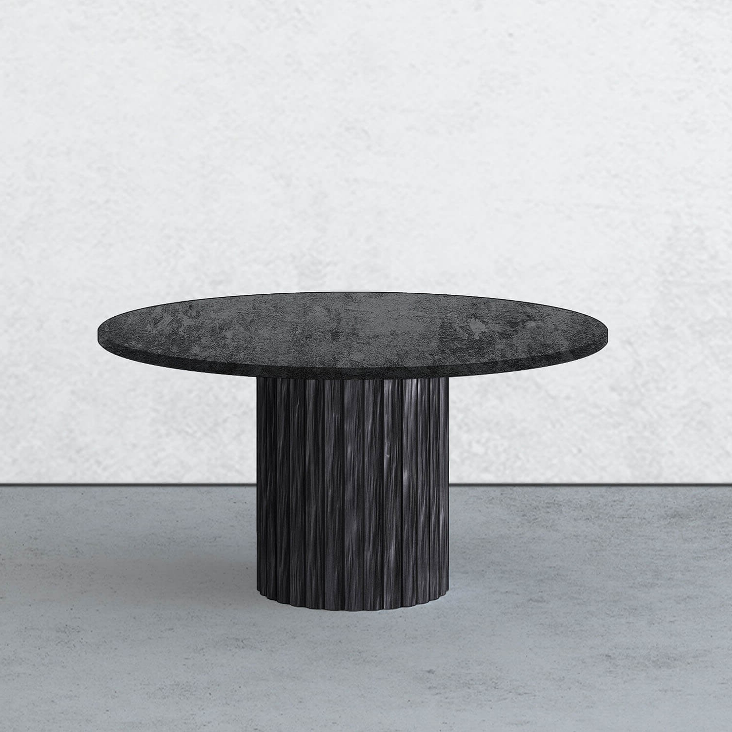 Kooku inside Most Current Neo Round Dining Tables