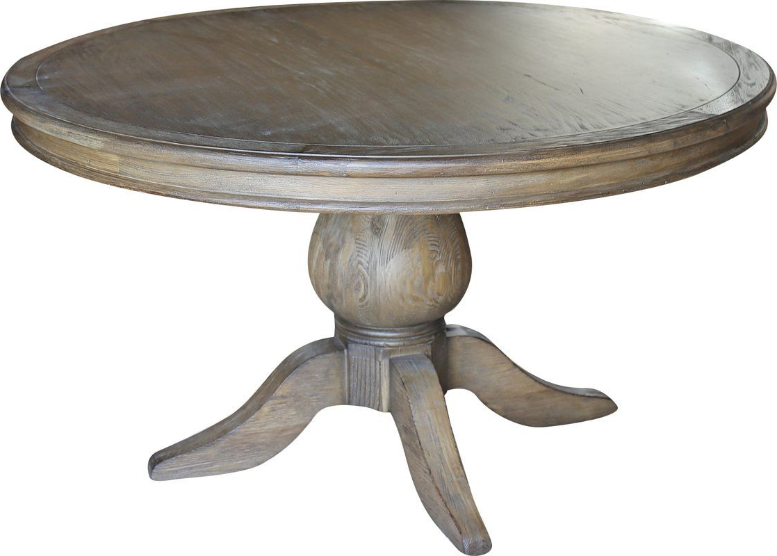 Latest Small Round Dining Tables With Reclaimed Wood Pertaining To Draper Reclaimed Wood Dining Table (View 22 of 25)