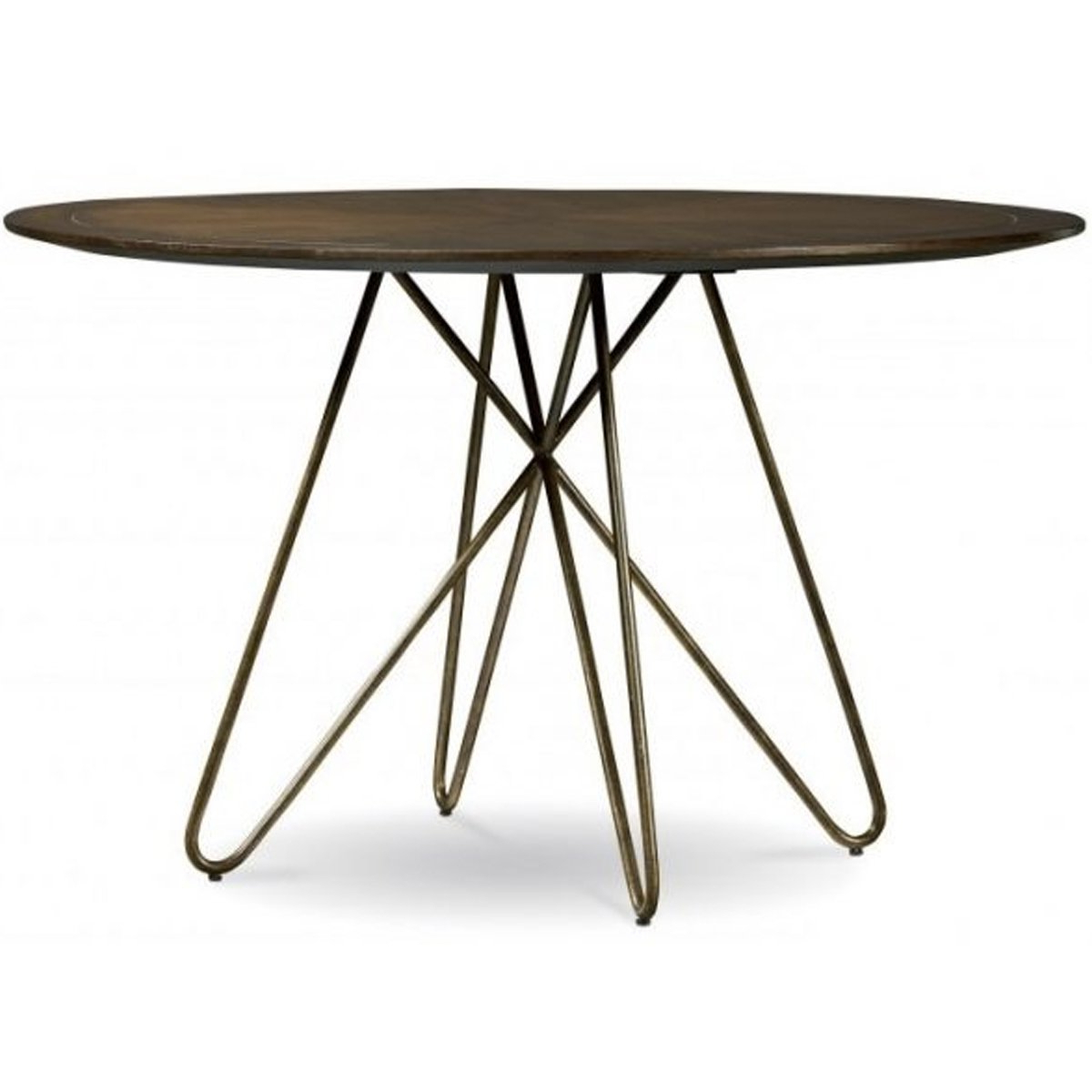 Metal Chairs Metal Regarding Fashionable Neo Round Dining Tables (View 16 of 25)