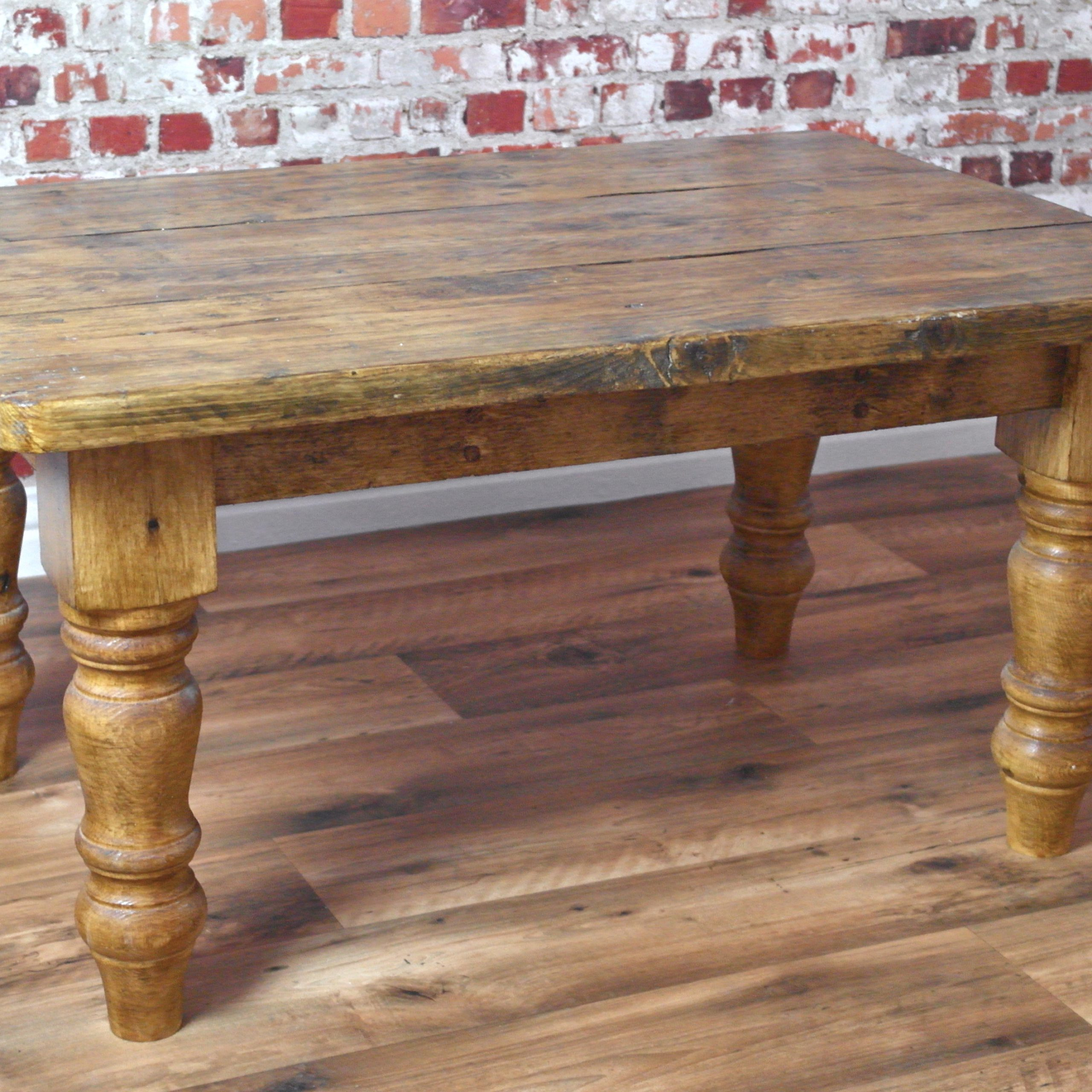 Most Current Large Rustic Look Dining Tables In Large Reclaimed Wood Dining Table Choice Image – Round (View 15 of 25)