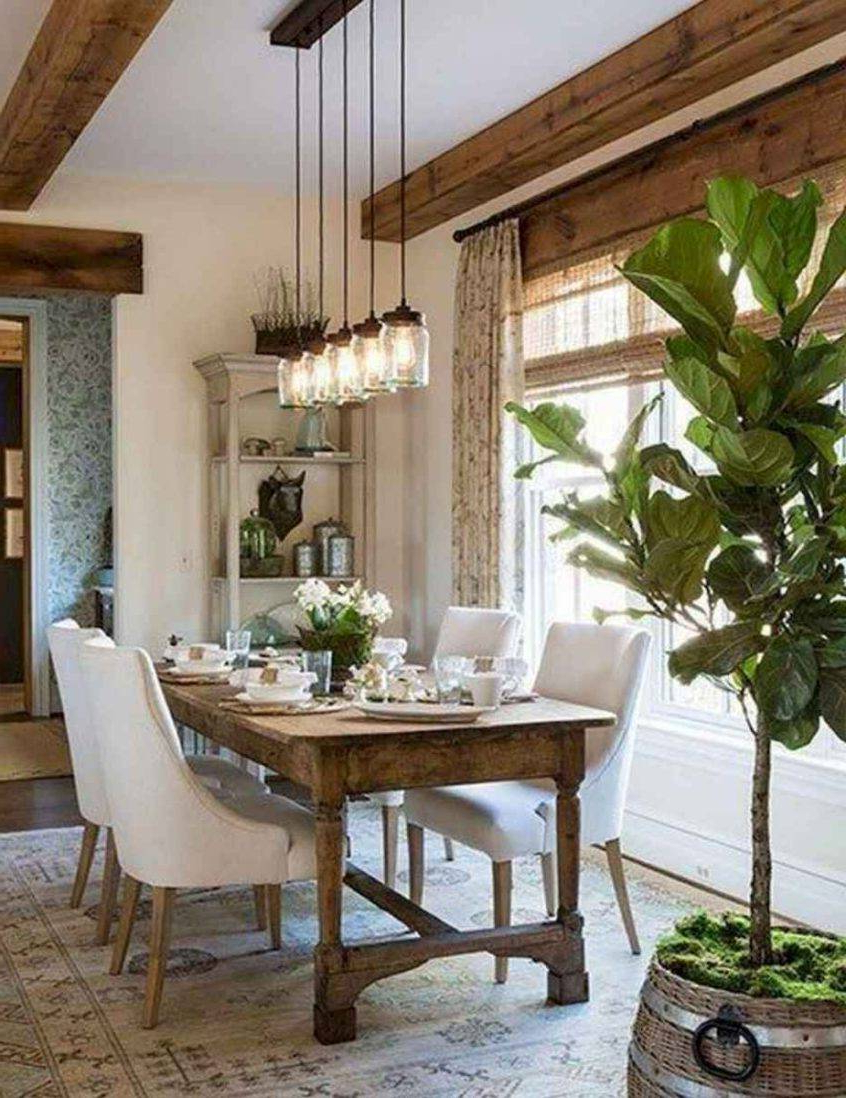 Most Current Small Round Dining Tables With Reclaimed Wood In Dining Room : Enchanting Modern Rustic Dining Table And (View 23 of 25)
