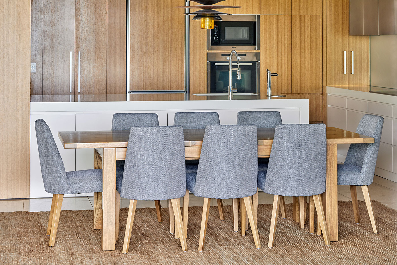 Most Recent How To Choose An Extension Dining Table » Shack Homewares With Regard To 8 Seater Wood Contemporary Dining Tables With Extension Leaf (View 15 of 25)