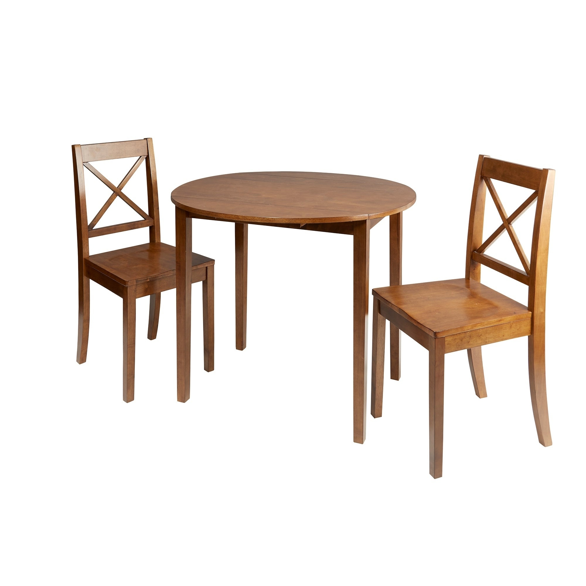 Most Recent Murphy 3 Piece Drop Leaf Dining Set Throughout Transitional Drop Leaf Casual Dining Tables (View 13 of 25)