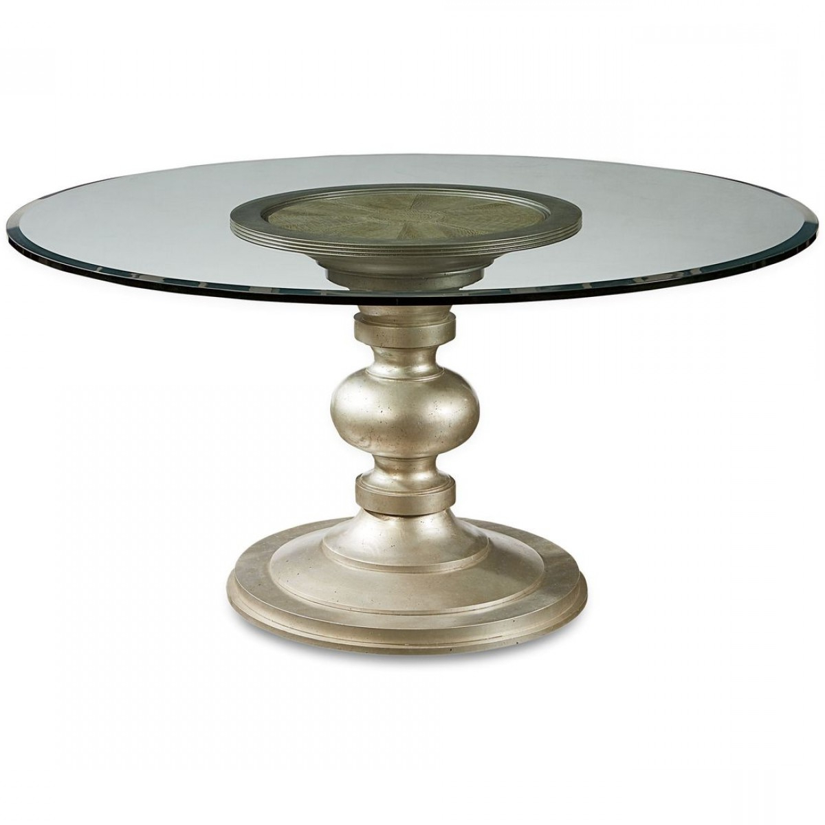 Newest Round Dining Tables With Glass Top In A.r.t (View 25 of 25)