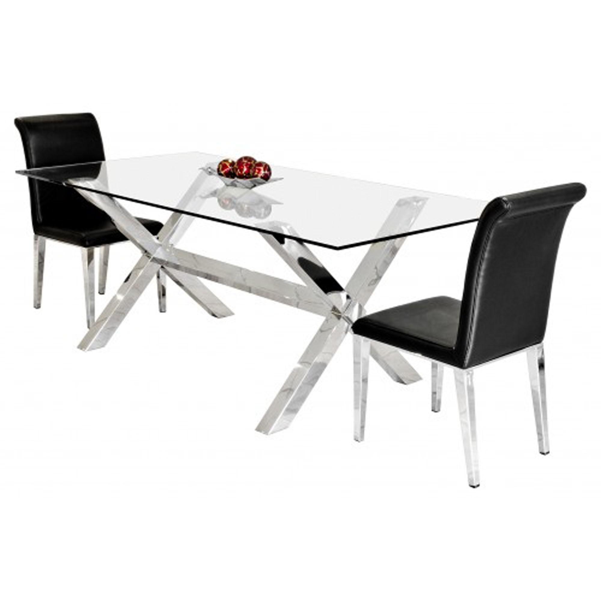 Popular Contemporary Rectangular Dining Tables For Crossly Rectangular Dining Table (View 15 of 25)