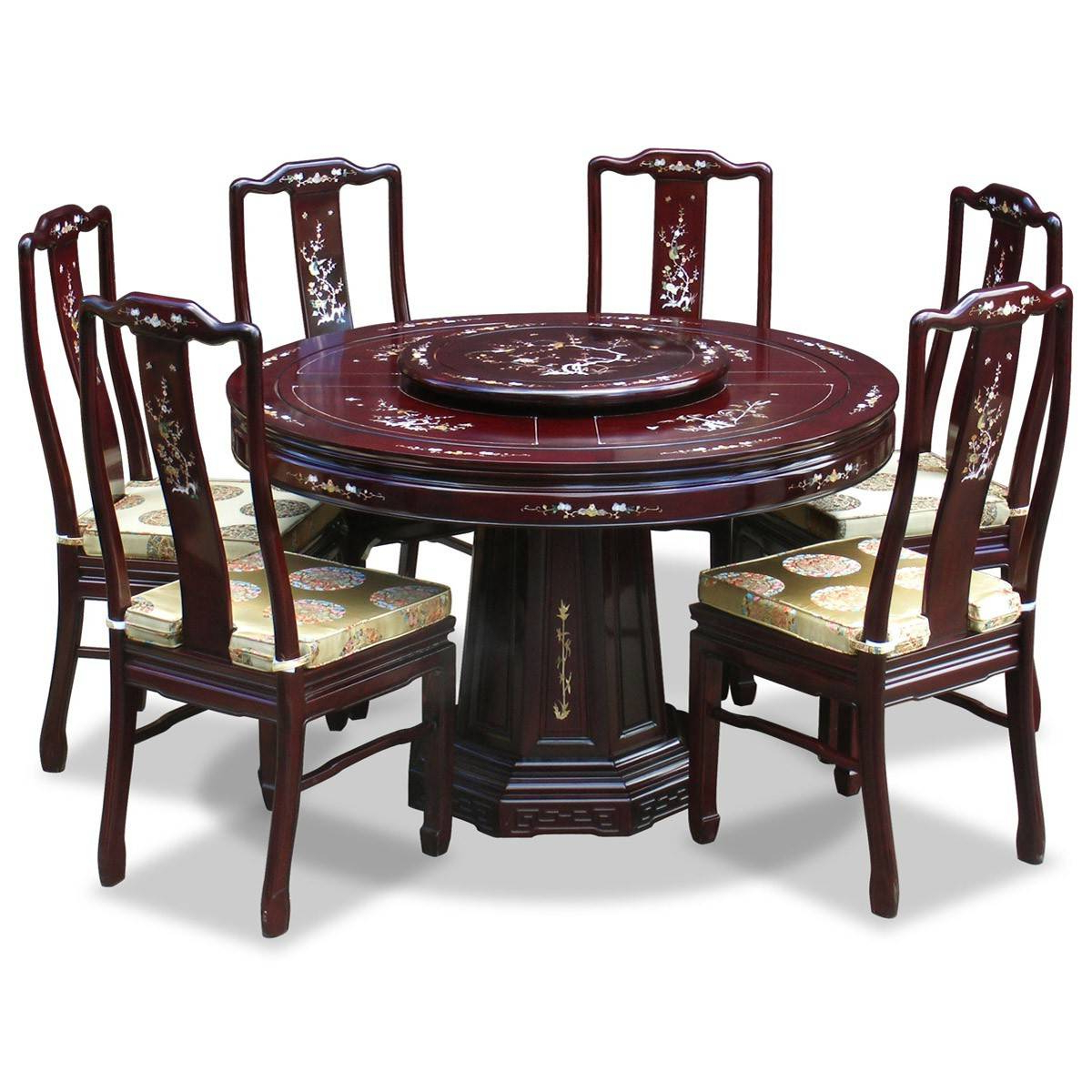 Preferred Glass Round Dining Table Ideas Decor Circle Modern Images With Modern Round Glass Top Dining Tables (View 16 of 25)