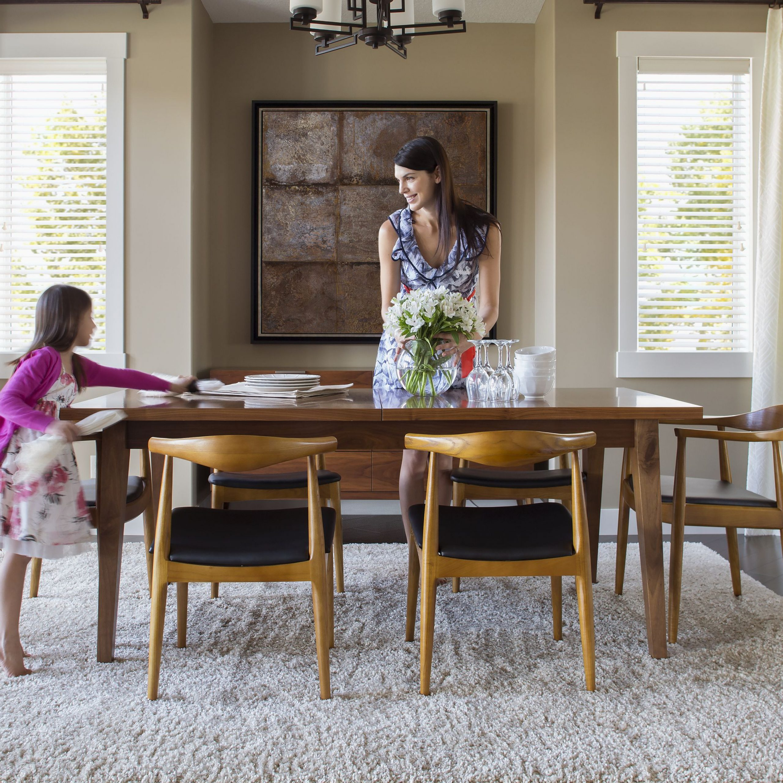Preferred Rustic Country 8 Seating Casual Dining Tables Inside How To Choose Chairs For Your Dining Table (View 4 of 25)