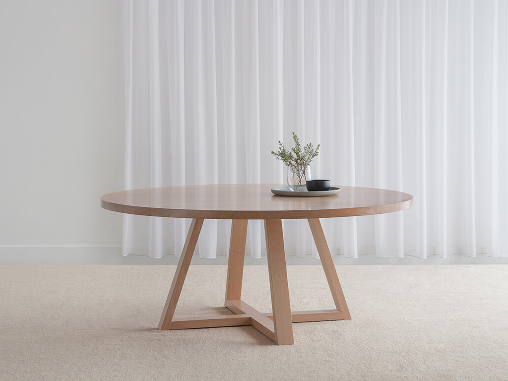 Recent Custom Dining Tables Adelaide - For Perfect Fit And Function regarding Morris Round Dining Tables