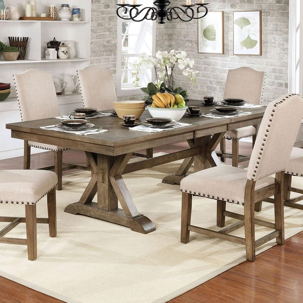 Rectangular Dining Tables intended for Popular Julia Dining Table
