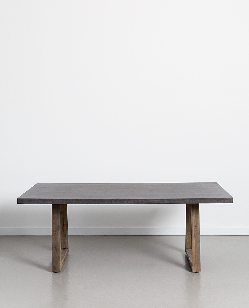 Rectangular Dining Tables Pertaining To Famous Pierre Rectangular Dining Table (View 21 of 25)