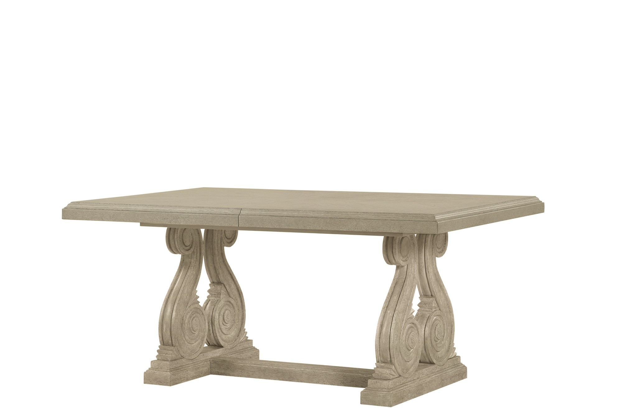 Rectangular Dining Tables with regard to 2019 Arch Salvage Rectangular Dining Table