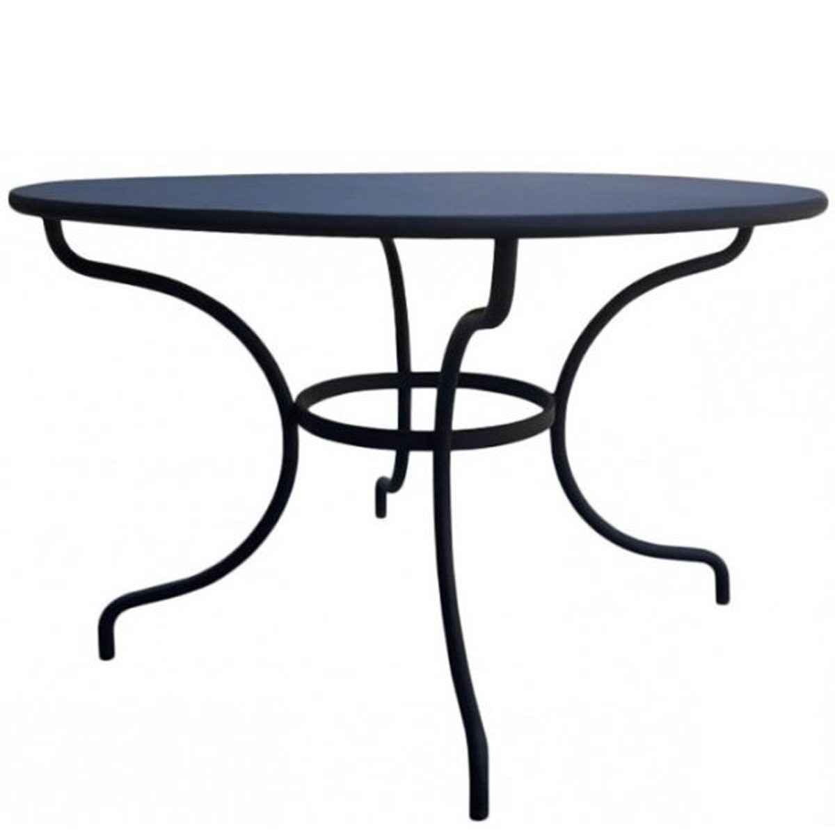 Round Metal Dining Table Neo (View 7 of 25)