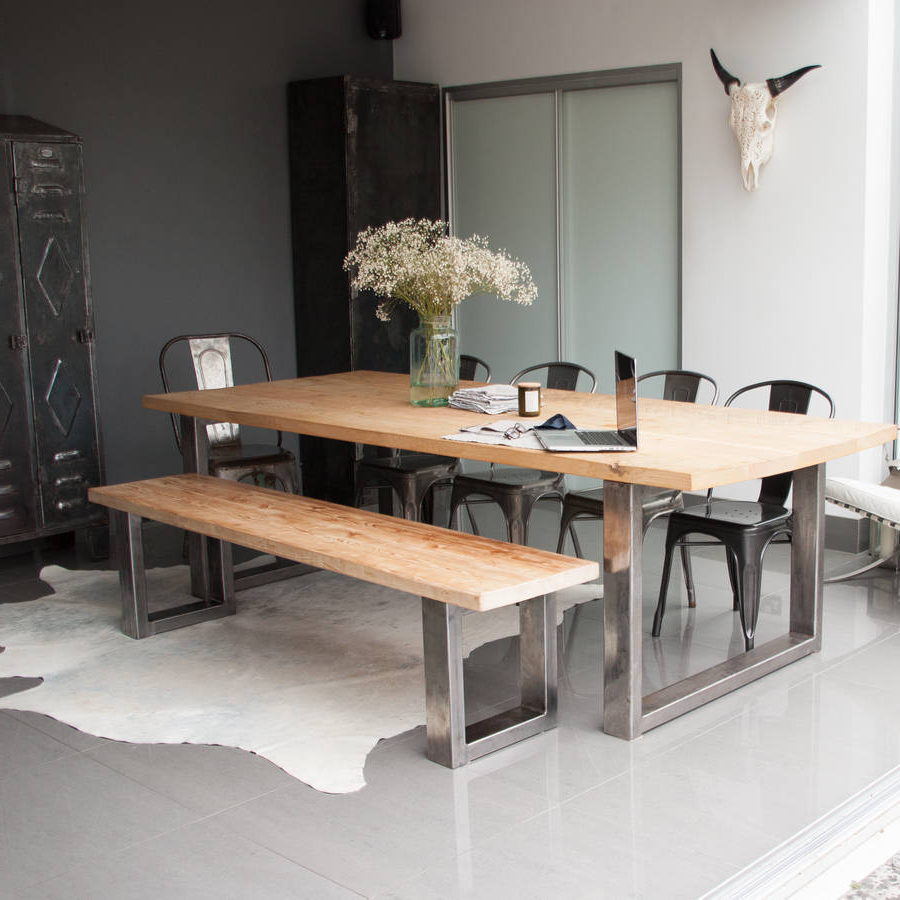 Rustic Pine Small Dining Tables for Current Rustic Pine Kitchen Table And Chairs Furniture Awesome