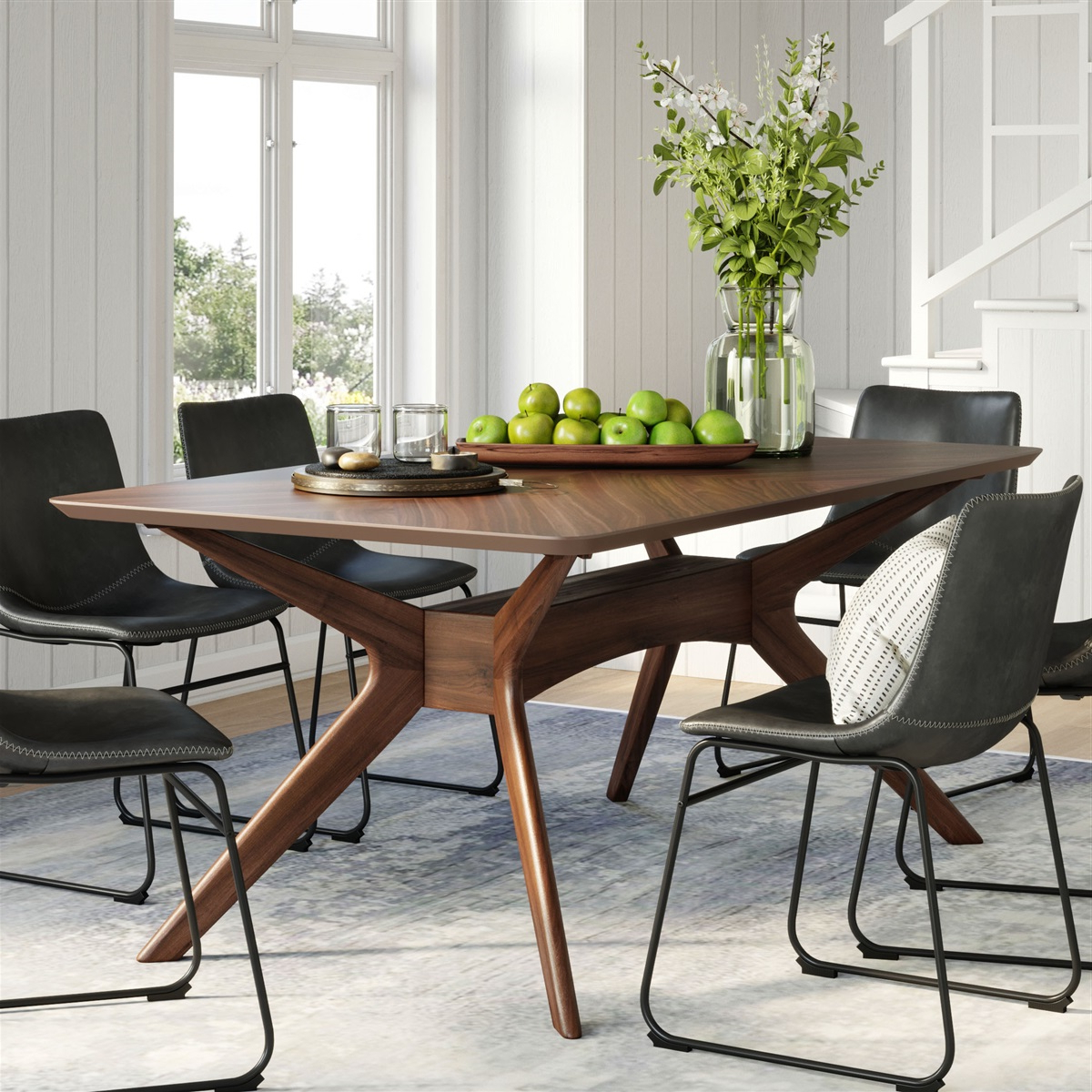 Sigrid Rectangular Dining Table In Most Recent Rectangular Dining Tables (View 19 of 25)