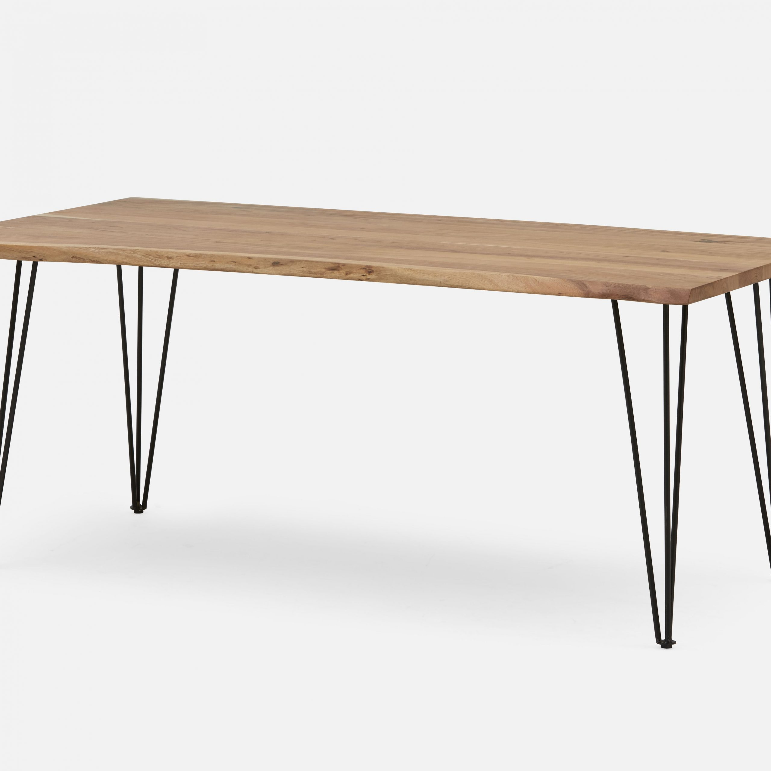 Solid Acacia Wood Dining Tables In Well Liked Reno Solid Acacia Wood Dining Table 180Cm (71'') (View 9 of 25)