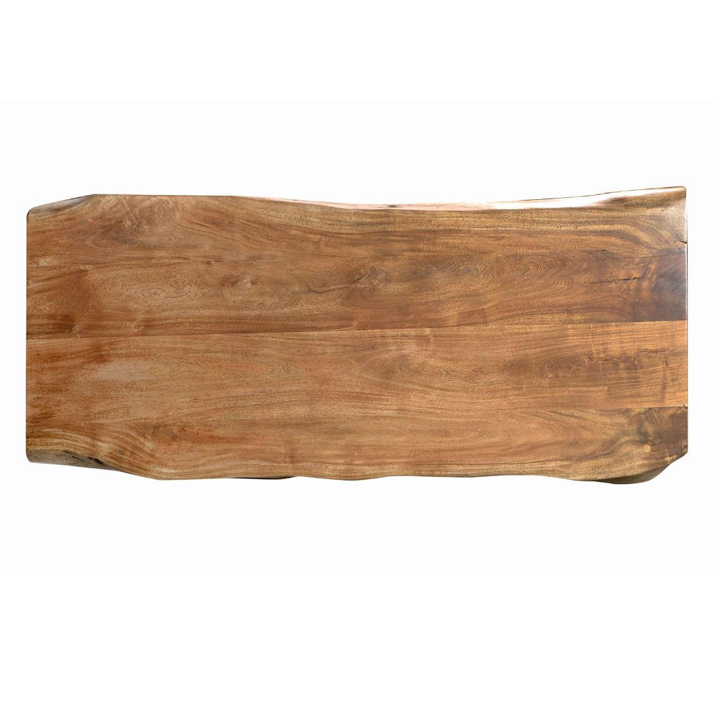 South America Natural Shape Acacia Walnut Solid Live Edge Dining Tables Wood Slab Acacia Wood Slab – Buy India Supplier Natural Raw Slab Table Top Inside Favorite Acacia Top Dining Tables With Metal Legs (View 15 of 25)