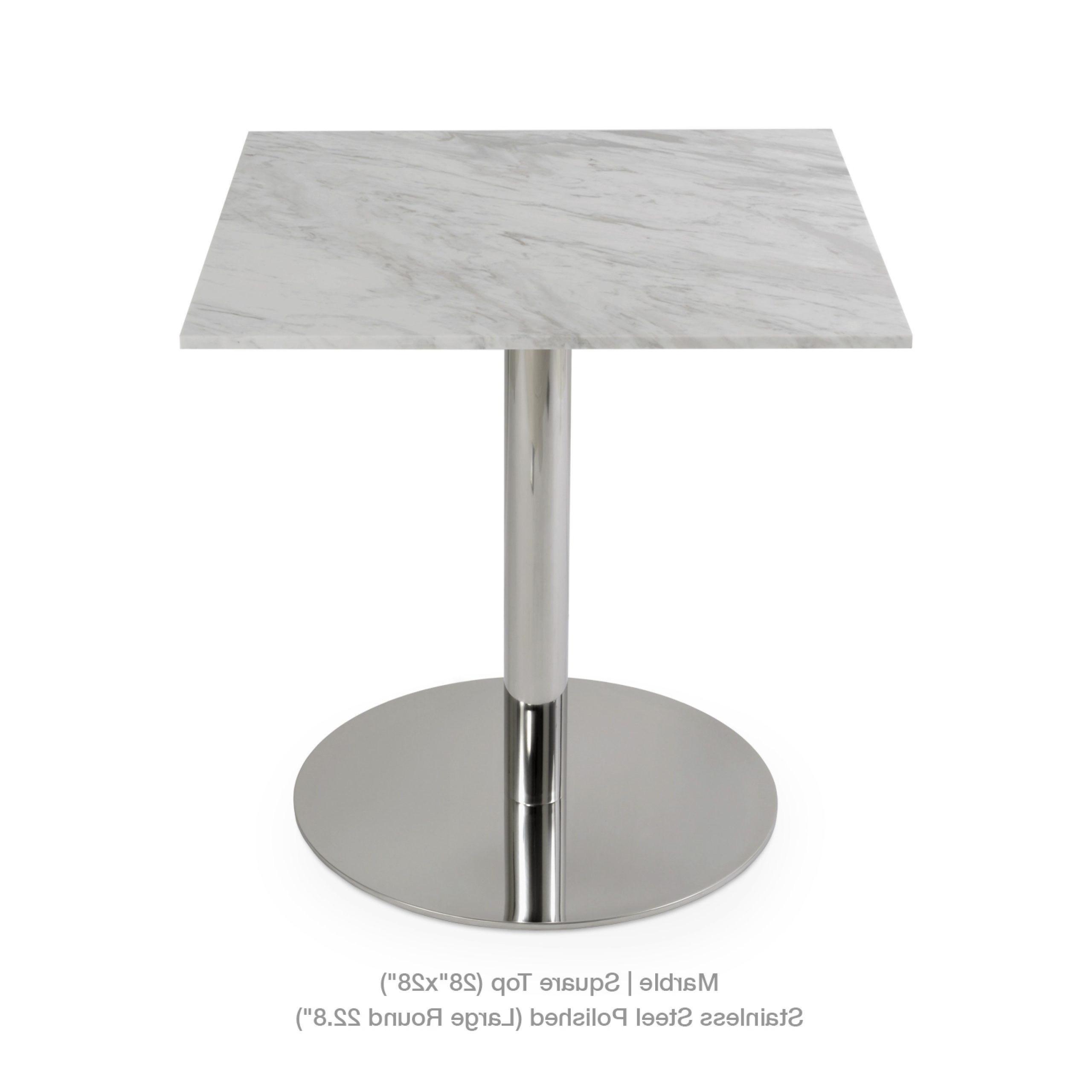 Tango Marble Dining Table (View 12 of 25)