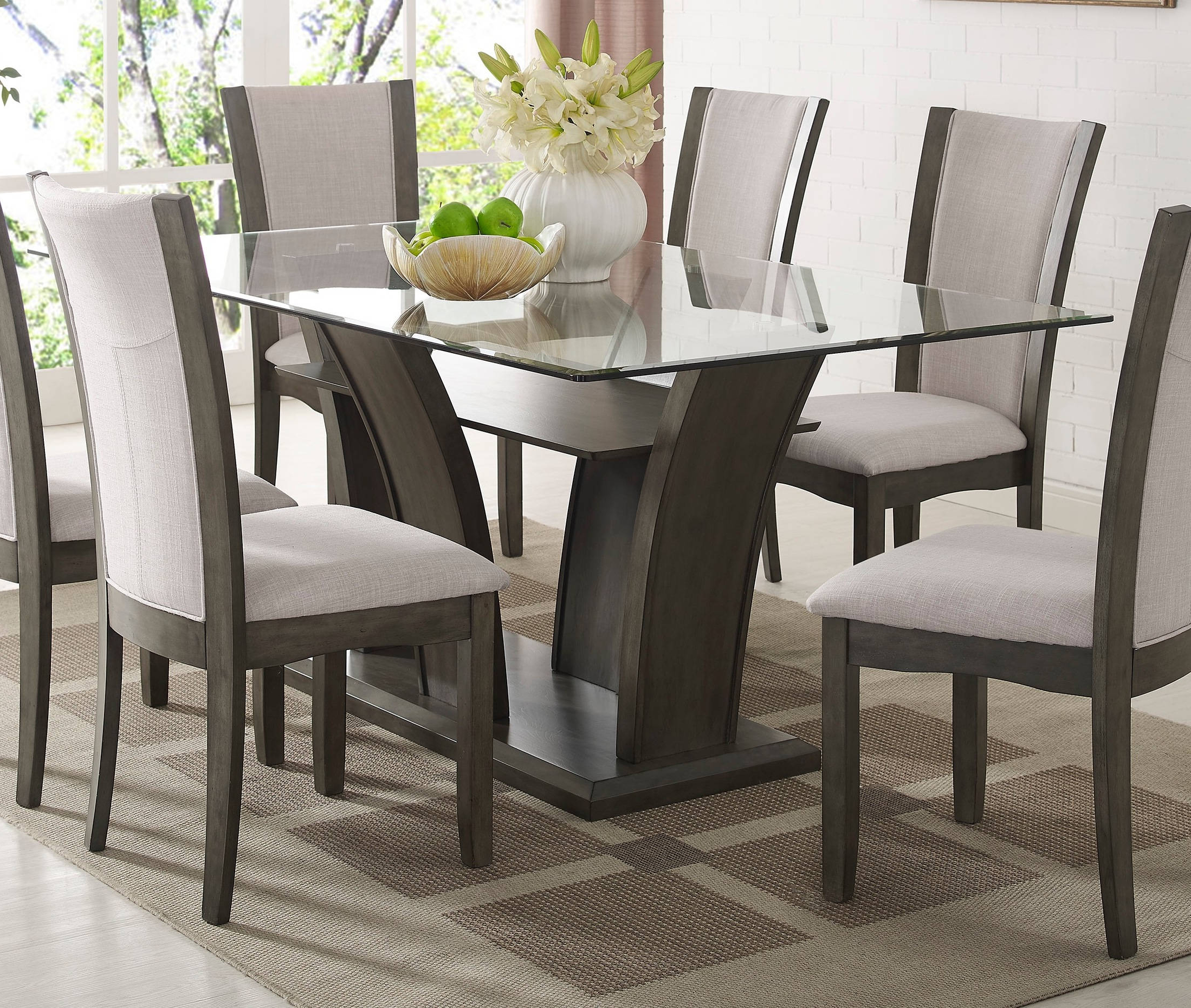 The Classy Home For Transitional Rectangular Dining Tables (View 8 of 21)