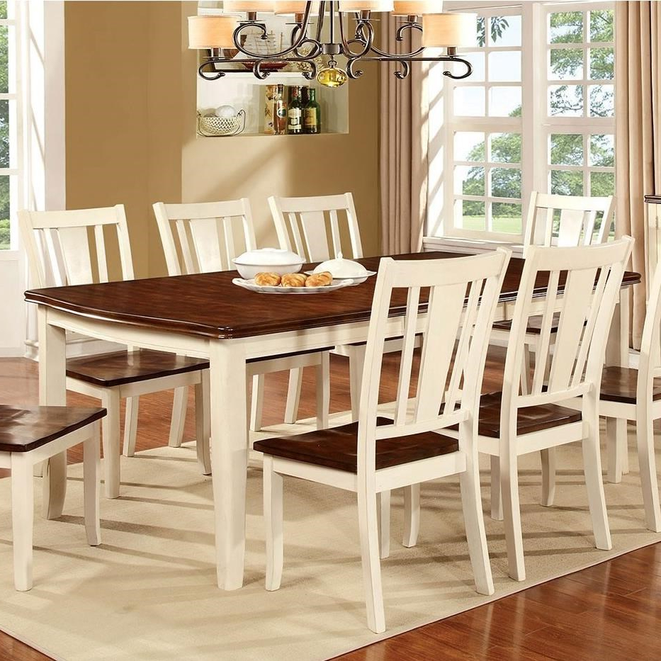 Transitional Rectangular Dining Tables In Most Up To Date Dover Rectangular Dining Table (View 12 of 21)
