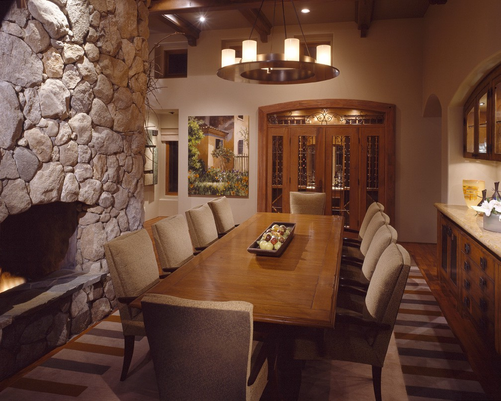Trendy Elegant Big Dining Room Get A Large Table For Your Home With Elegance Large Round Dining Tables (View 19 of 25)