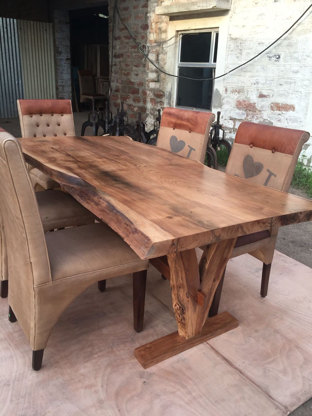 Unique Dining With Regard To Unique Acacia Wood Dining Tables (View 21 of 25)