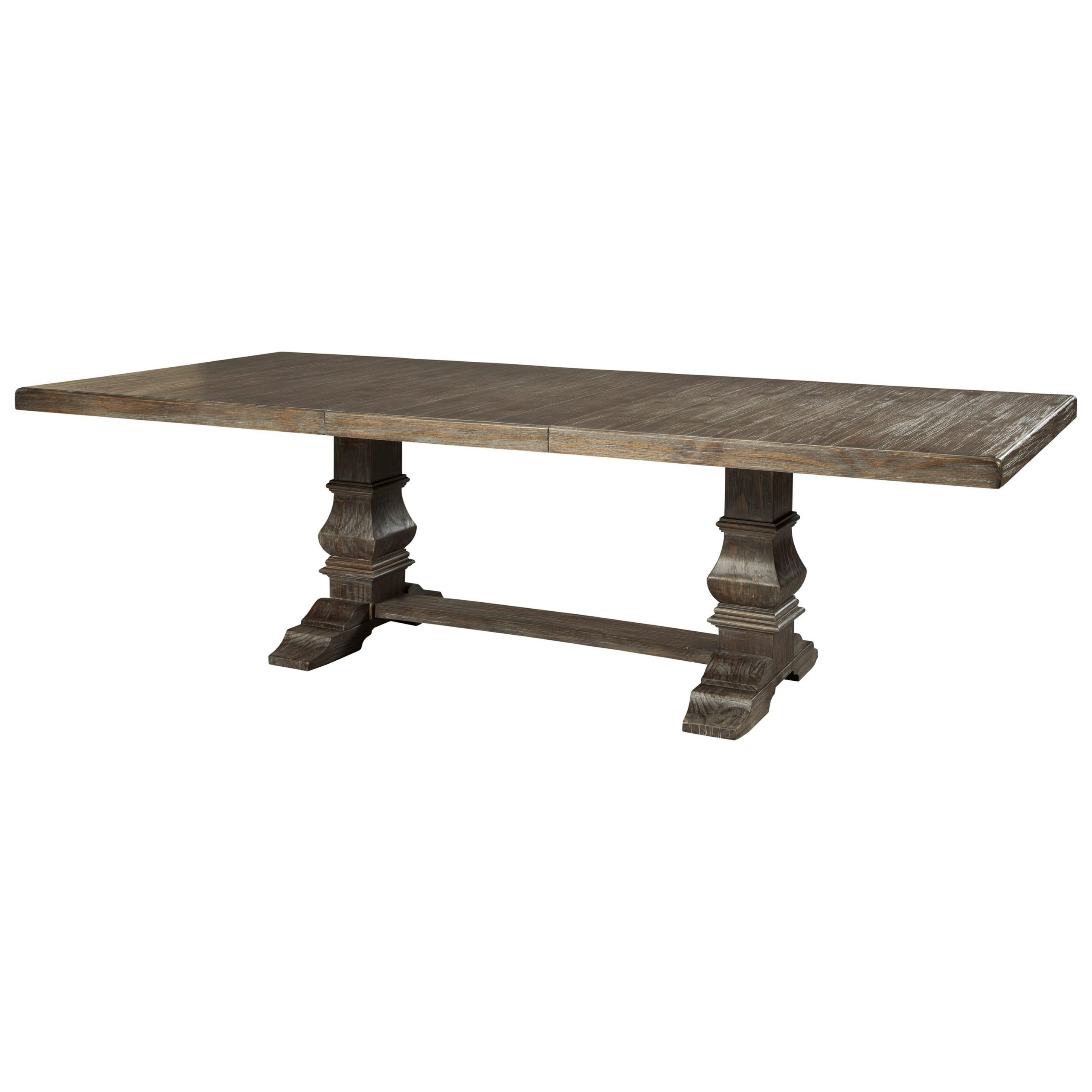 Van Hill for Wood Kitchen Dining Tables With Removable Center Leaf