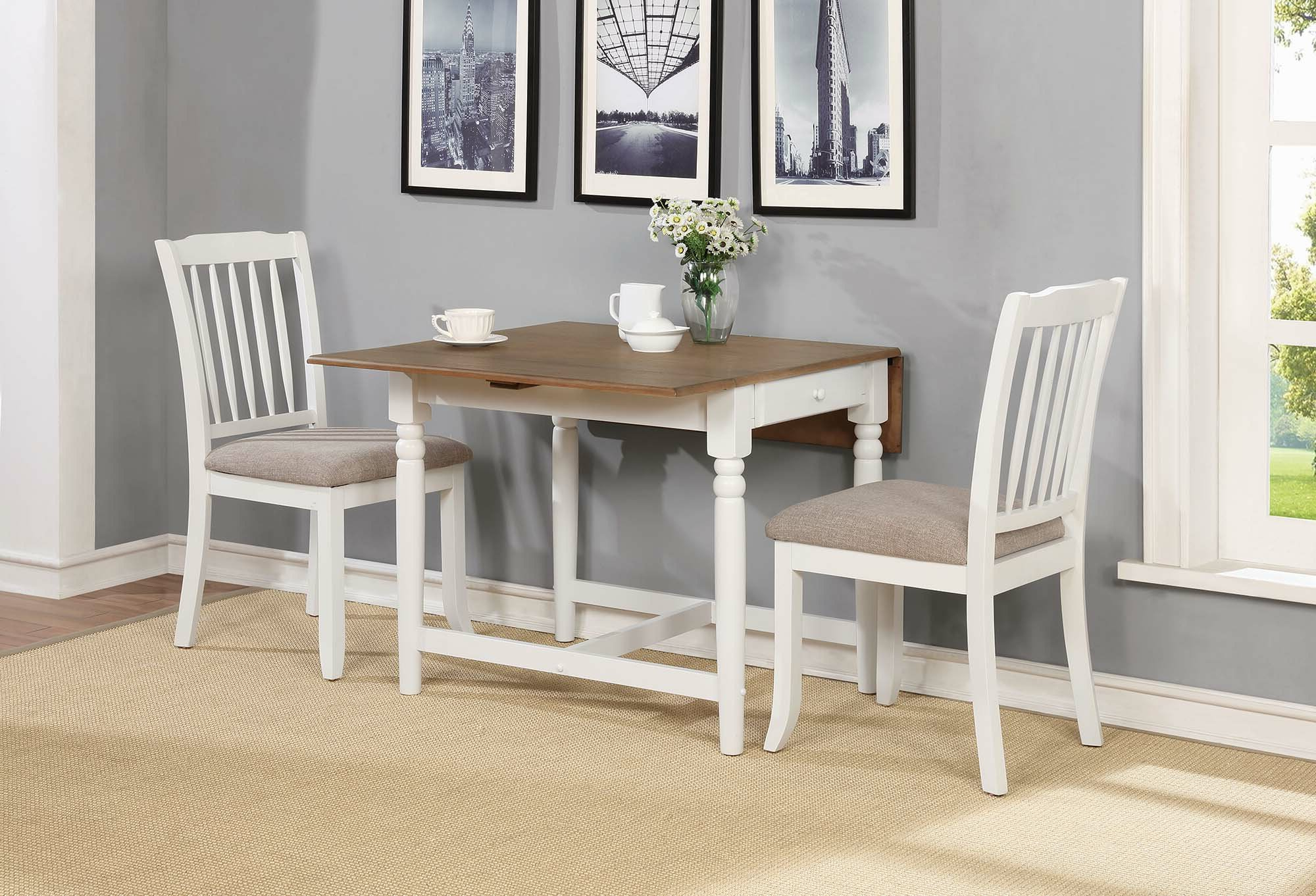 Wayfair Inside Most Popular Unfinished Drop Leaf Casual Dining Tables (View 6 of 25)