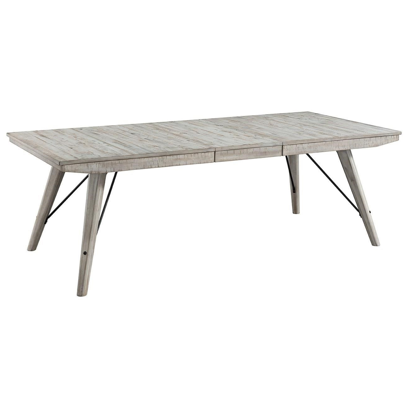 Widely Used Intercon Modern Rustic Contemporary Rectangular Dining Table Throughout Contemporary Rectangular Dining Tables (View 20 of 25)