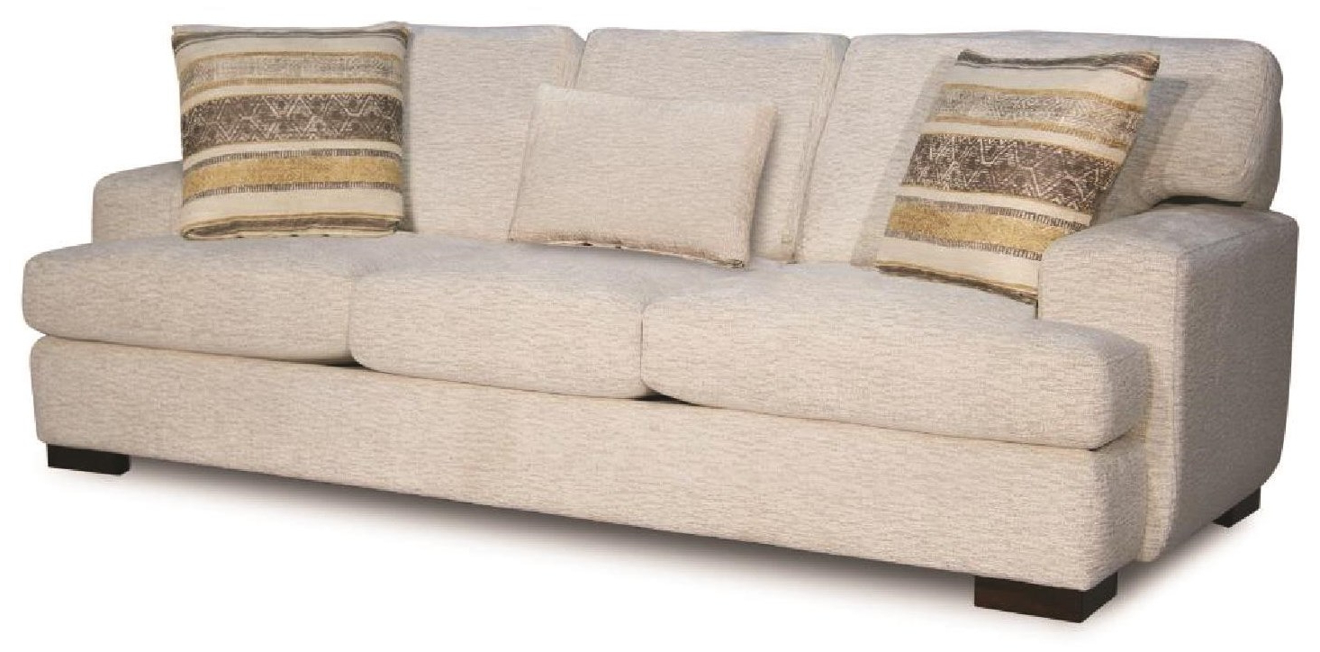 2017 Fairmont Designs James Sofa With Pocketed Coil Seating In Debbie Coil Sectional Futon Sofas (View 15 of 25)