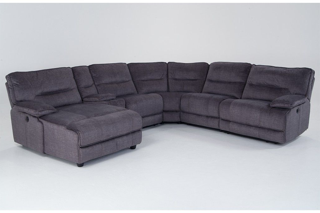 2017 Pacifica Gray Power Reclining Sofas Throughout Bob'S Furniture (View 10 of 15)
