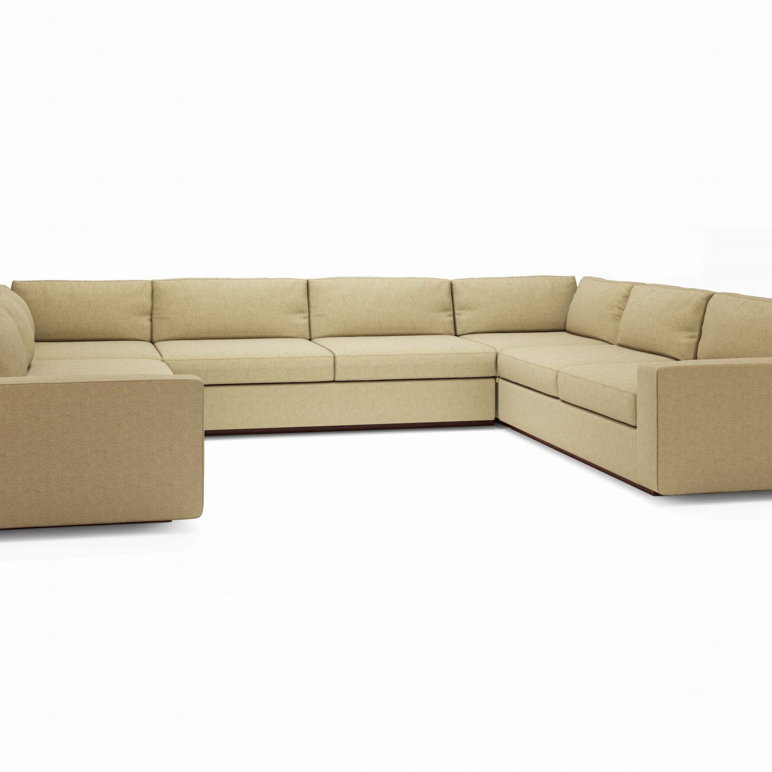 2017 U Shaped Sectional With Chaise Design – Homesfeed Inside Owego L Shaped Sectional Sofas (View 23 of 25)