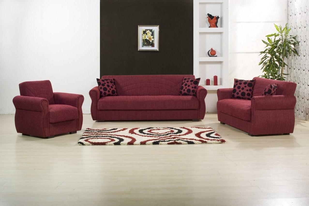 2018 Hugo Chenille Upholstered Storage Sectional Futon Sofas With Rain Chenille Maryposo Burgundy Sofa Bed Kilim – Gabe (View 19 of 25)