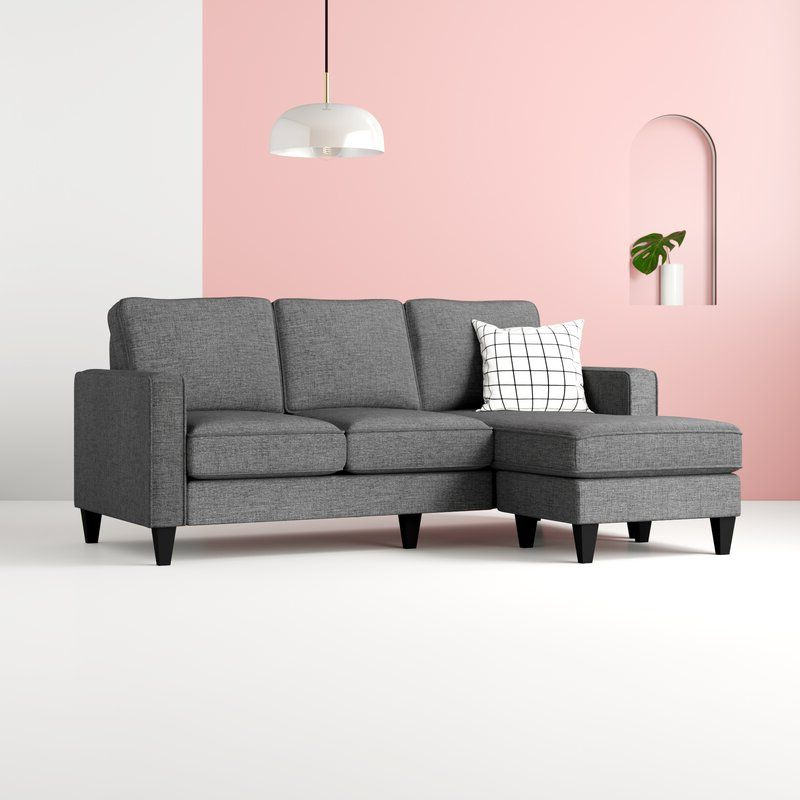 """2018 Palisades 80"""" Wide Reversible Sofa & Chaise (View 9 of 25)"""