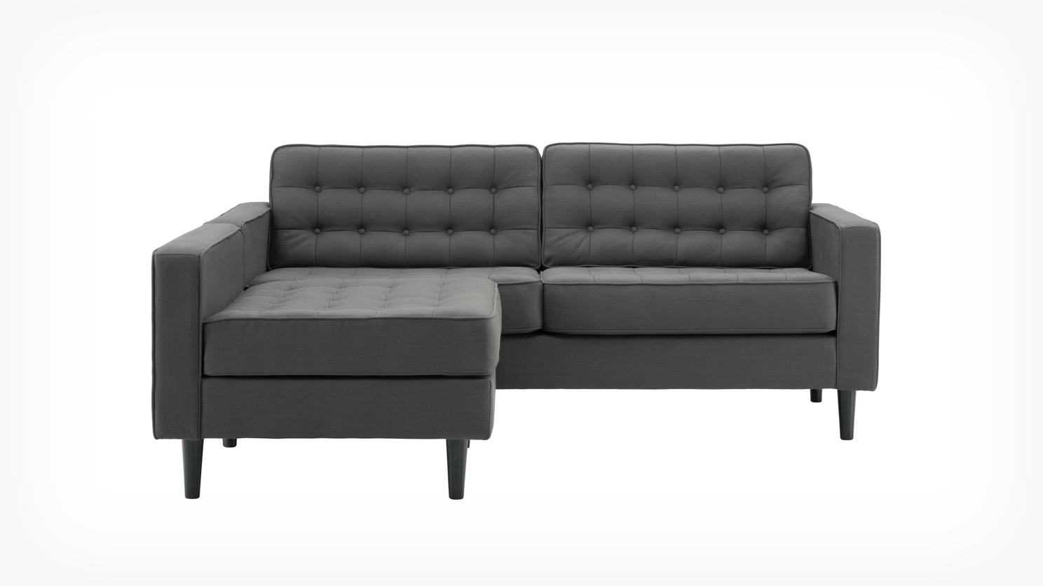 2Pc Burland Contemporary Chaise Sectional Sofas With Regard To Newest 2 Piece Sectional Sofa With Chaise Design – Homesfeed (View 22 of 25)
