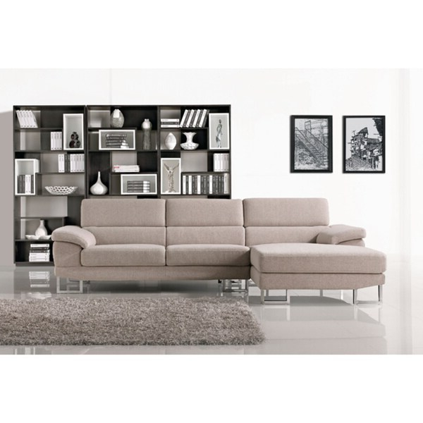 2Pc Maddox Left Arm Facing Sectional Sofas With Chaise Brown Intended For 2018 Torino Sectional Sofa With Left Facing Chaise – Free (View 8 of 25)