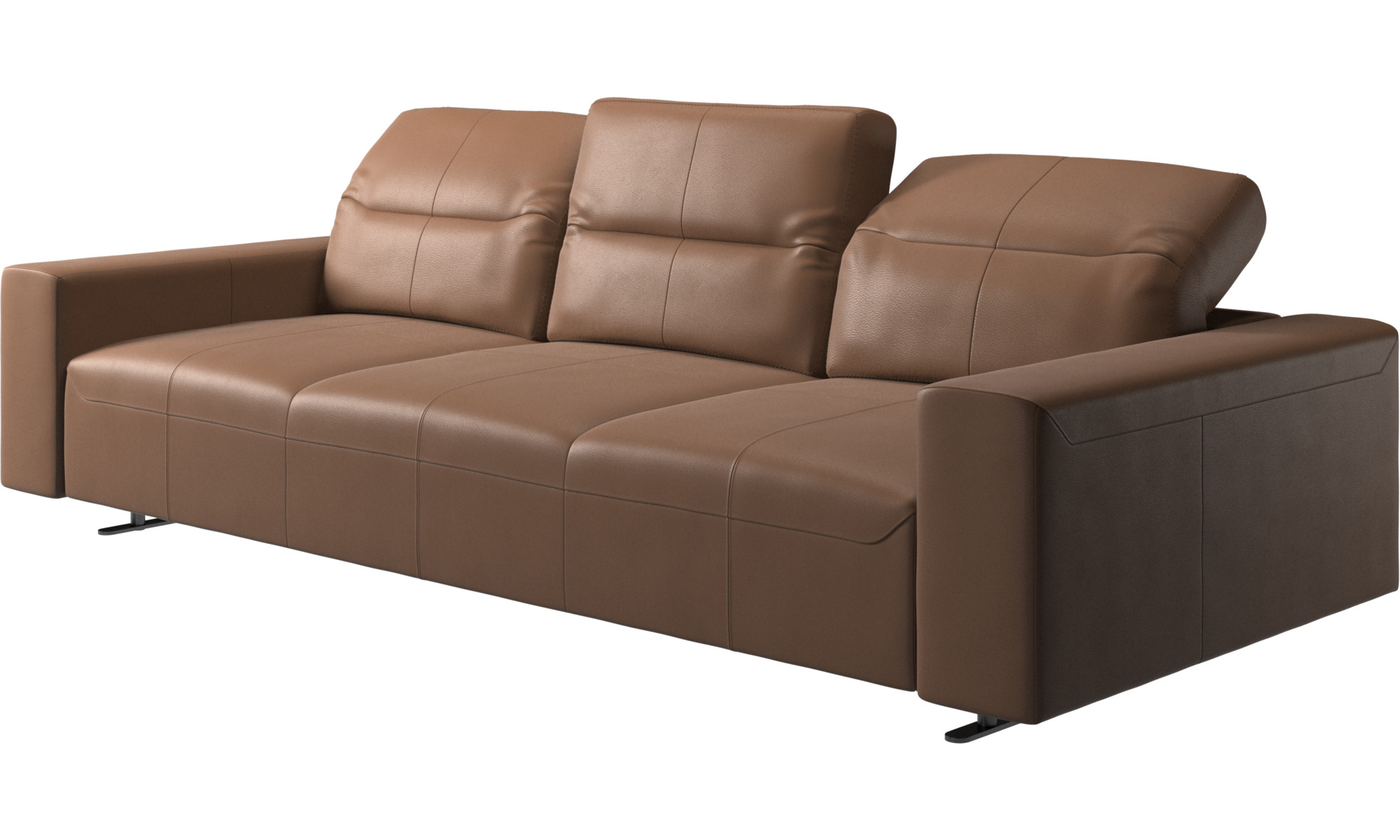 3 Seater Sofas – Hampton Sofa With Adjustable Back – Boconcept Inside Most Recently Released Hamptons Sofas (View 2 of 15)