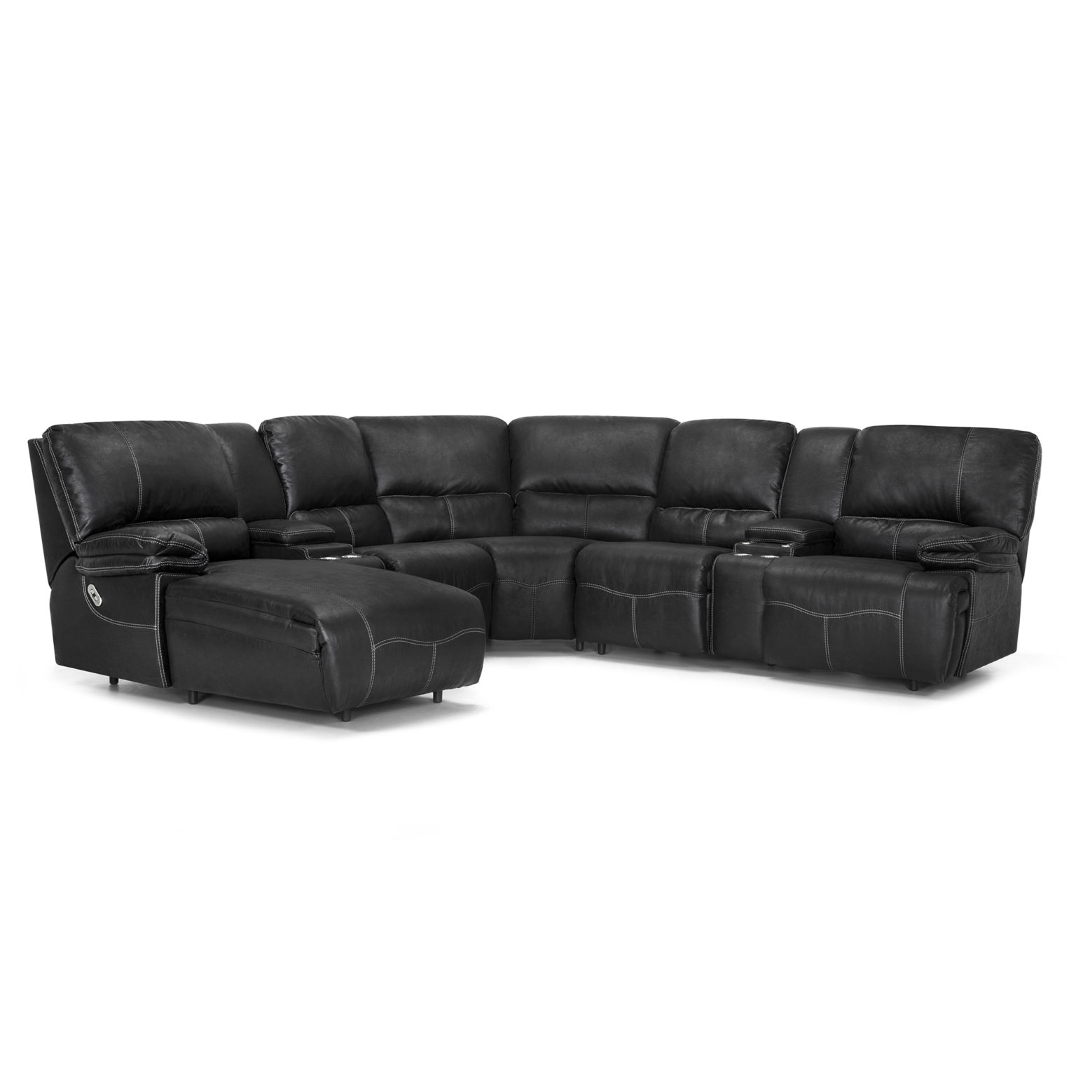440 Brayden Sectional – Franklin Corporation Intended For 2018 Colby Manual Reclining Sofas (View 2 of 15)