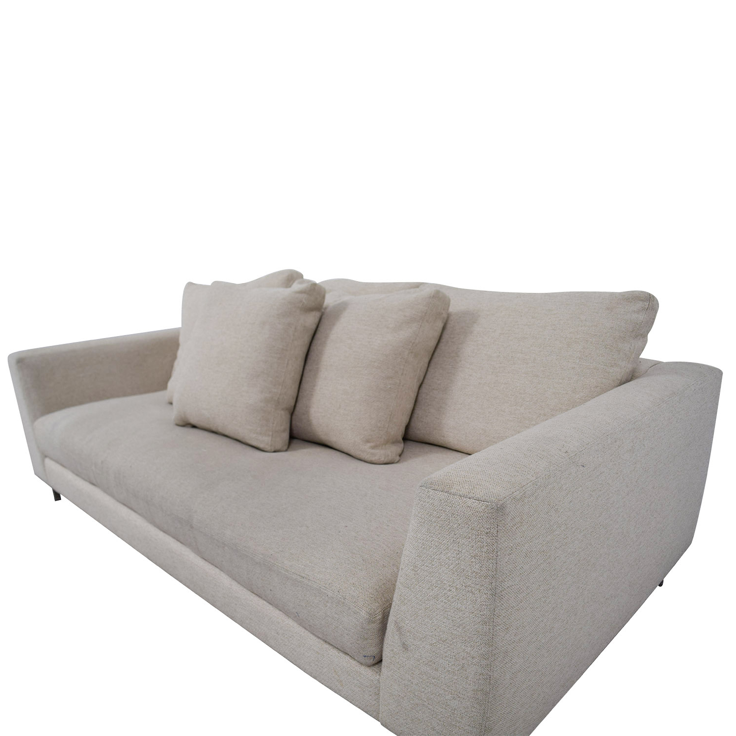 [%89% Off – Room & Board Room & Board Hayes Beige Single With 2017 Beige Sofas Beige Sofas Pertaining To Preferred 89% Off – Room & Board Room & Board Hayes Beige Single Latest Beige Sofas Pertaining To 89% Off – Room & Board Room & Board Hayes Beige Single Most Up To Date 89% Off – Room & Board Room & Board Hayes Beige Single Pertaining To Beige Sofas%] (View 8 of 15)
