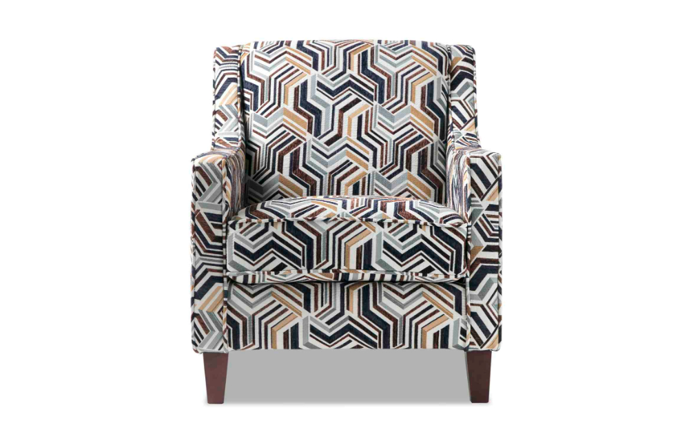 Accent Chairs, Furniture, Pattern (View 3 of 15)