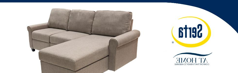 Amazon: Serta Copenhagen Reclining Sectional With Left Throughout Well Known Copenhagen Reclining Sectional Sofas With Right Storage Chaise (View 6 of 25)