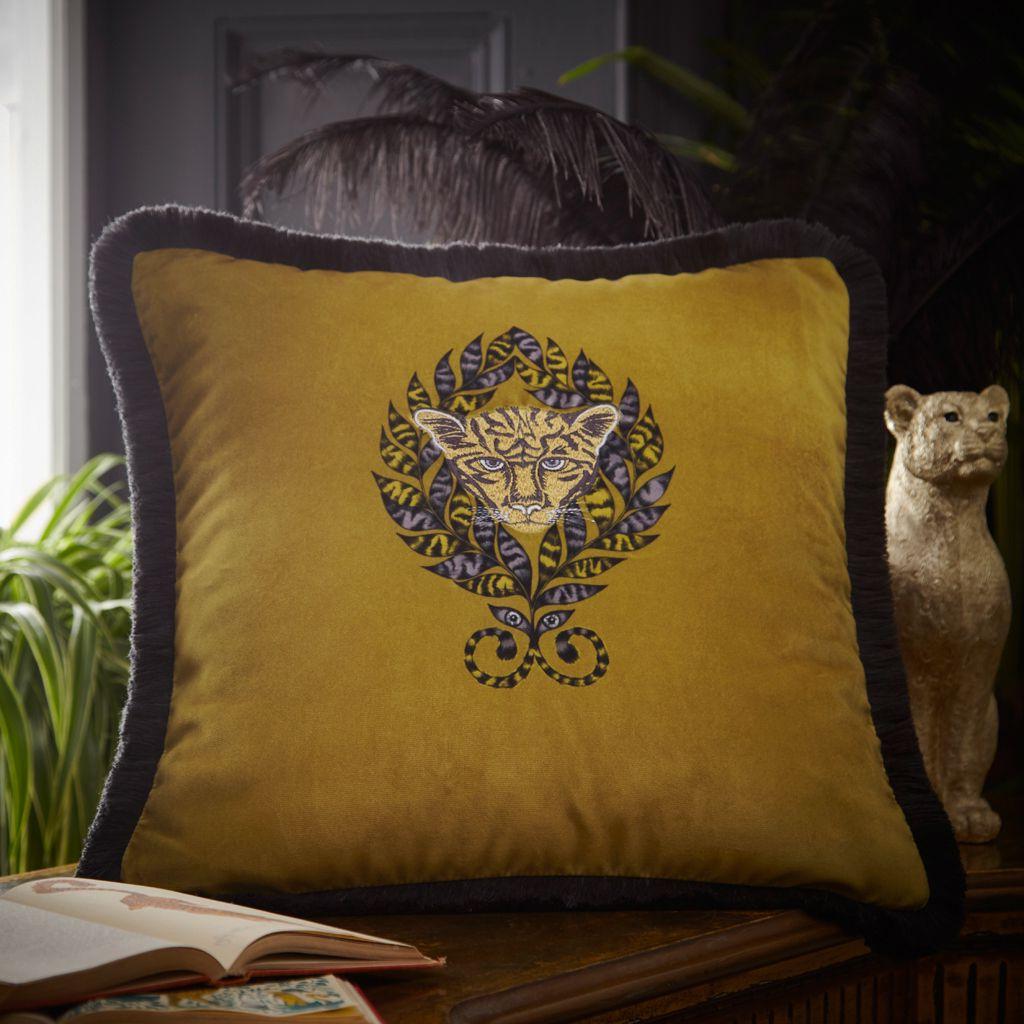 Amazon Velvet Cushion (View 19 of 25)