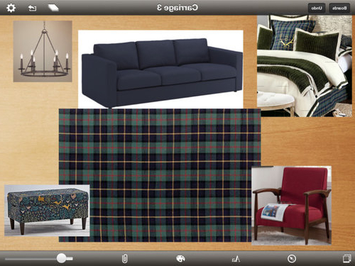 Annette Navy Sofas Throughout Most Current Sick Of Neutral! What Color Sofa? (View 10 of 15)