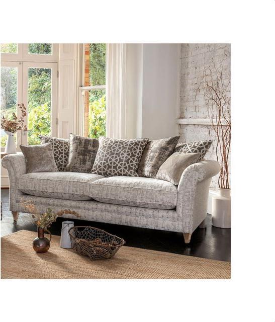 Arabella Grand Pillow Back Sofa (View 10 of 25)